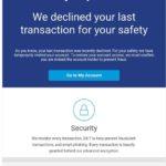 PayPalニセメールにご注意